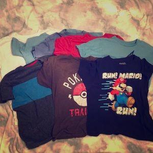 Boys shirt lot